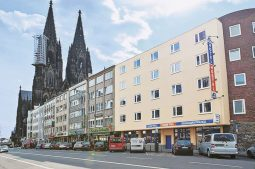 A & O Köln Dom Hotel