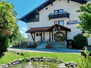 AKZENT Hotel Alpenrose *** Nesselwang