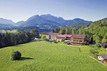 Alm & Wellnesshotel Alpenhof ****+ Berchtesgaden,