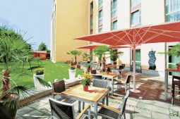 BEST WESTERN Hotel Köln - Terrasse