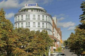 BEST WESTERN PREMIER Hotel Park Consul Köln ****