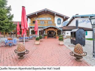 Bayerischer Hof Inzell ***, Inzell,