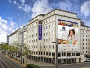 Best Western Hotel zur Post****,Bremen