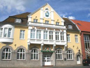 Best Western Plus Theodor Storm Hotel ****, Husum