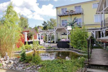 COOEE Ostseehotel Baabe Family & SPA ***, Baabe (Insel Rügen)
