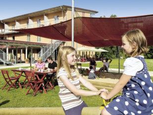 JUFA Kempten im Allgäu – Familien-Resort***