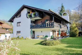 Florianshof ** +, Garmisch-Partenkirchen, Bayerische Alpen