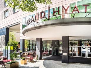 Grand Hyatt Berlin *****+, Berlin