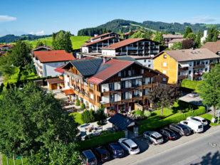 H Hotel Oberstaufen*** ,Oberstaufen, Allgäu