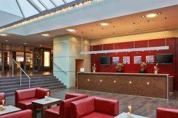 Hilton Cologne - Rezeption