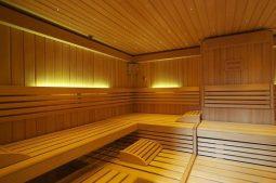 Hilton Cologne - Sauna