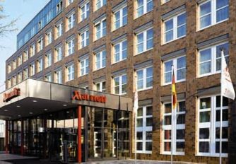 Hotel Marriott Köln ****+