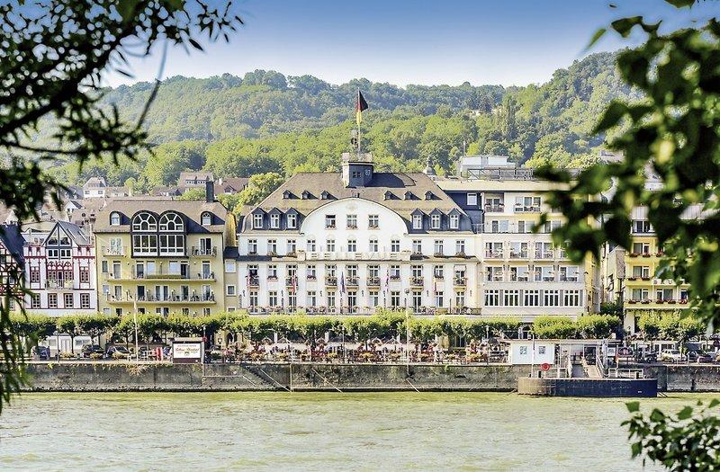 Bellevue Rheinhotel **** Boppard