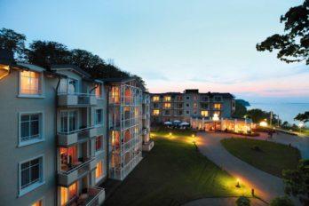 Hotel Bernstein ****, Sellin (Insel Rügen)