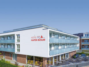 Hotel Hafen Büsum *** +, Büsum