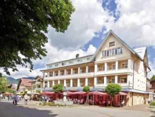 Hotel Mohren ****, Oberstdorf, Allgäu