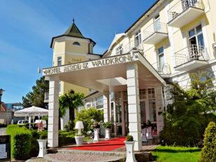 Hotel Residenz Waldkrone****,Kühlungsborn