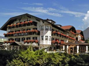 Hotel Zugspitze ****+, Garmisch-Partenkirchen