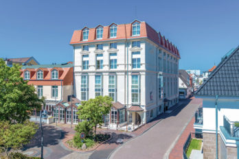 Inselhotel Vier Jahreszeiten ****, Insel Norderney