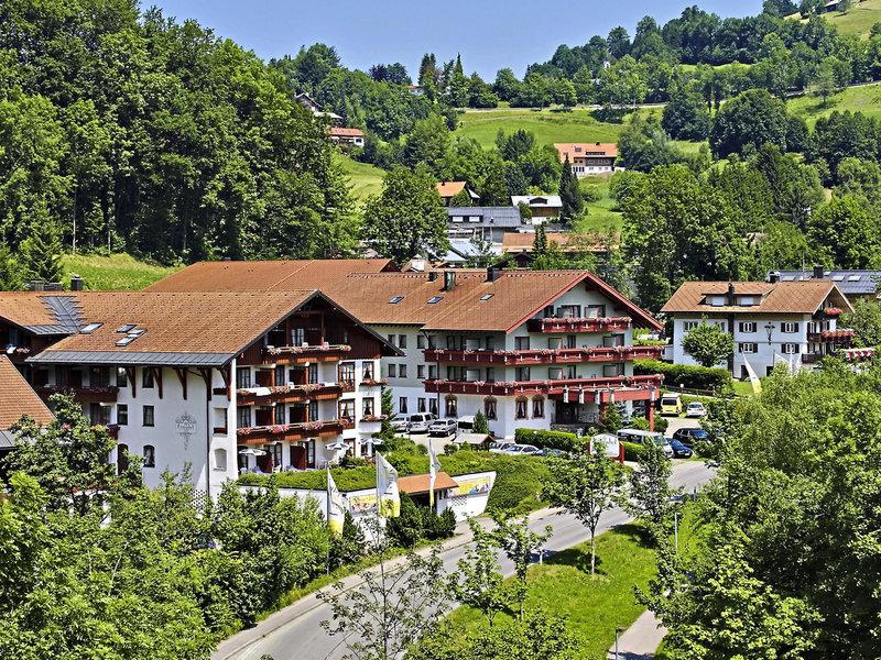 Königshof Hotel Resort ****+, Oberstaufen, Allgäu