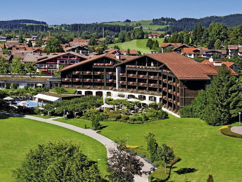 Lindner Parkhotel ****+, Oberstaufen, Allgäu