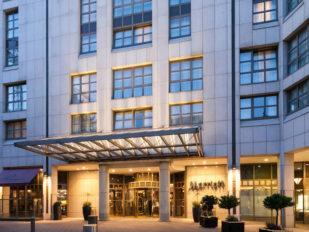 Marriott Hamburg ****, Hamburg