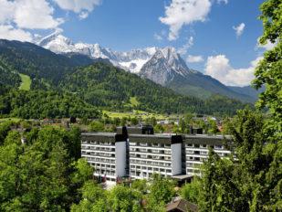 Mercure Hotel Garmisch Partenkirchen ****, Garmisch-Partenkirchen