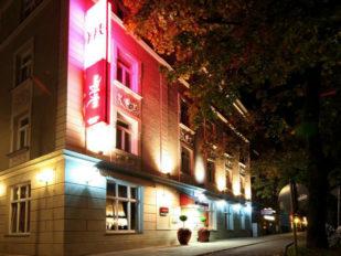 Mercure Hotel München am Olympiapark ***,