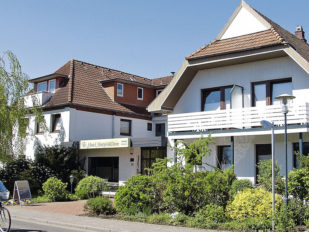 Hotel Morgensonne, Büsum