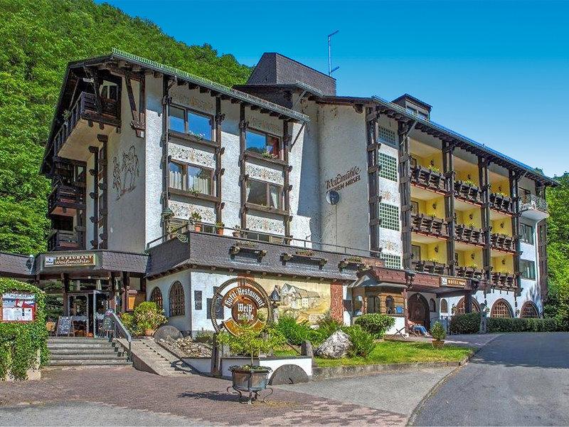 Moselromantikhotel Weissmühle ***+ , Cochem, Mosel