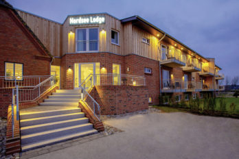 Nordsee Lodge ***+, Klostermitteldeich (Insel Pellworm)