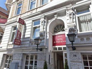 Novum Hotel Alster Hamburg St. Georg***