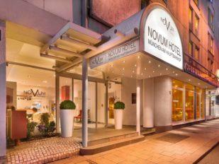 Novum Hotel Am Hauptbahnhof München ***