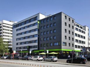 Novum Style Hotel Hamburg Centrum***
