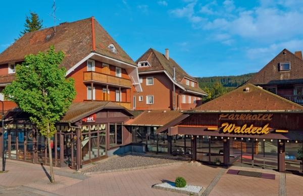 Parkhotel Waldeck & Dependance ****, Titisee-Neustadt, Hochschwarzwald