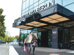 RIU Plaza Berlin ****,Berlin