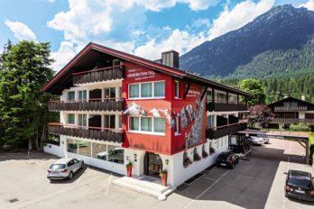 Rheinischer Hof ****,Garmisch-Partenkirchen, Bayerische Alpen