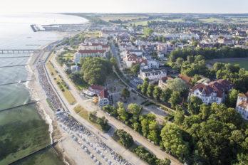 Ringhotel Strandblick **** +, Kühlungsborn