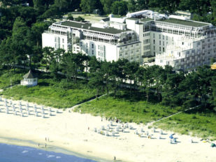 Rugard Strandhotel ****,Binz (Insel Rügen)