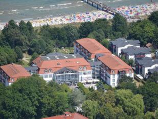 Seehotel Großherzog von Mecklenburg ****, Boltenhagen