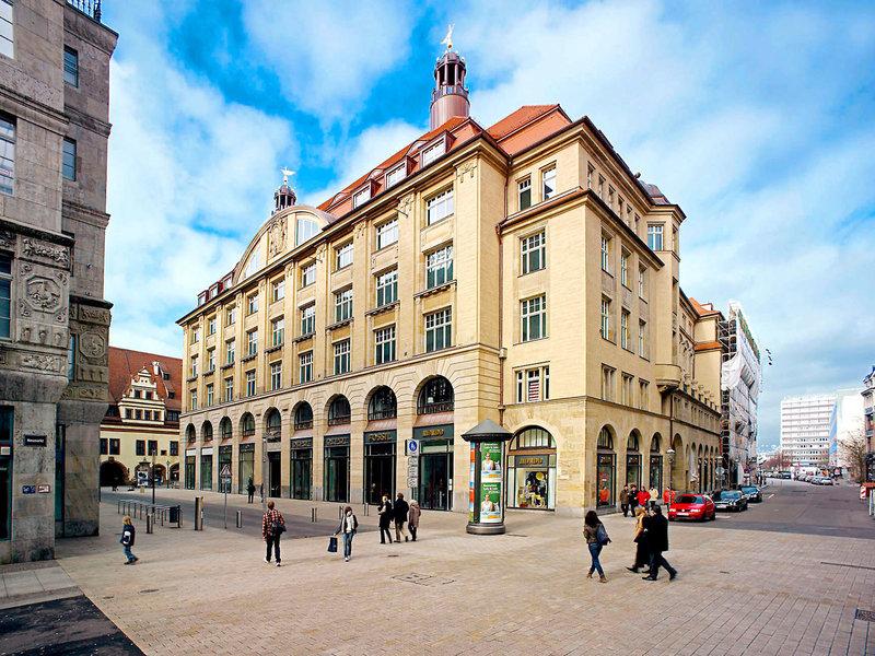 Steigenberger Grandhotel Handelshof *****, Leipzig