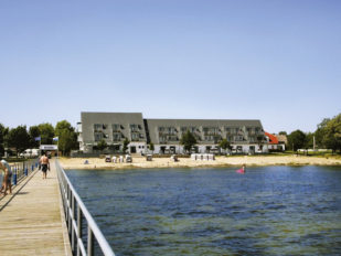 Strandhotel Dranske ****, Dranske (Insel Rügen)