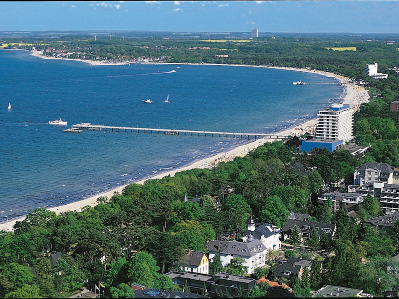 Hotel Villa Gropius **** Timmendorfer Strand 10 Tage im August