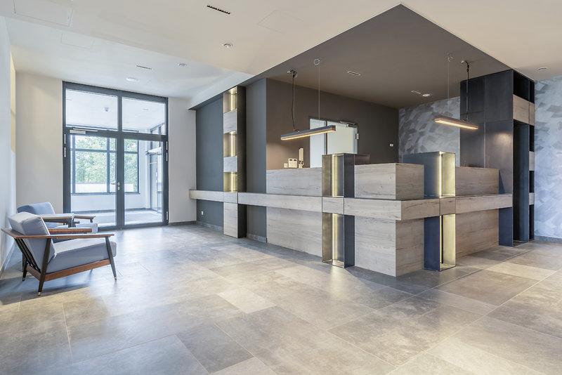 Upstalsboom Aparthotel Waterkant Suites ****, Börgerende