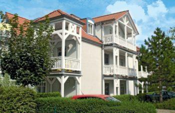 Upstalsboom Strandstrasse 32 ***, Kühlungsborn