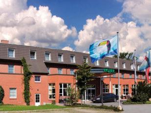 Van der Valk Landhotel***, Spornit