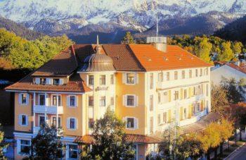 Vier Jahreszeiten Garmisch ****,Garmisch-Partenkirchen, Bayerische Alpen
