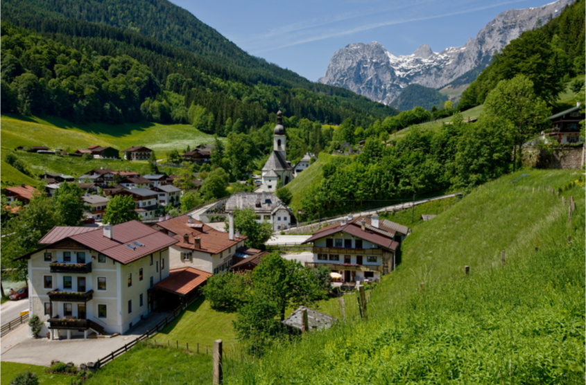Alpenhotel Beslhof **+, Ramsau bei Berchtesgaden